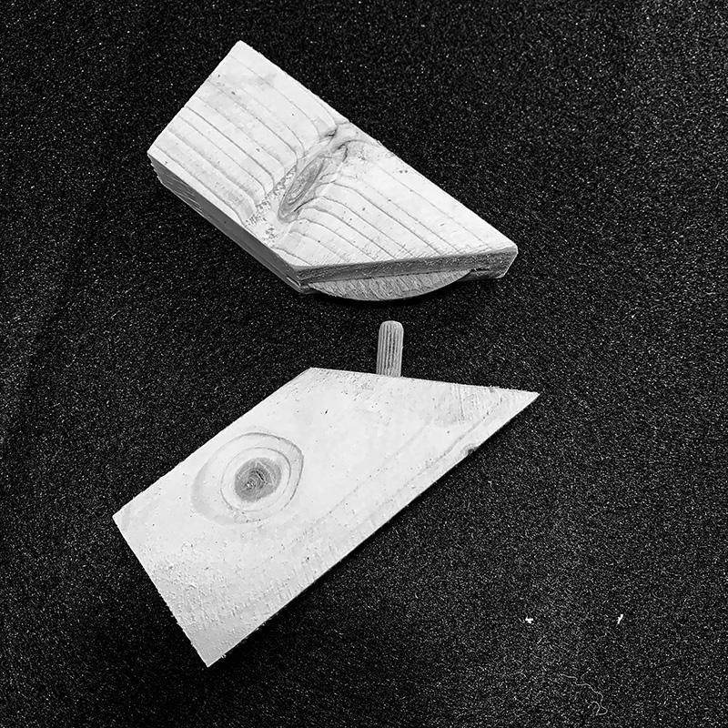 Holzverbindungen - Gehrung